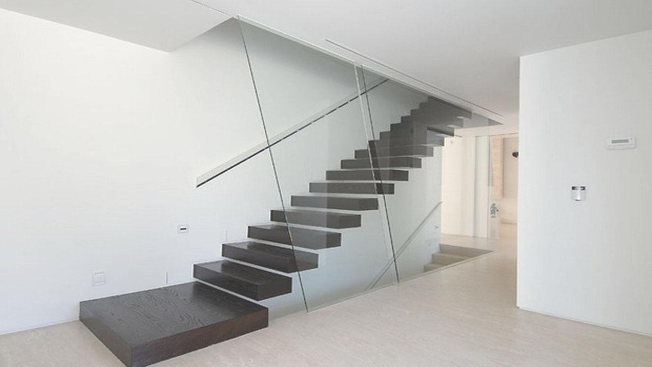 Trappen - Binnen trap ...